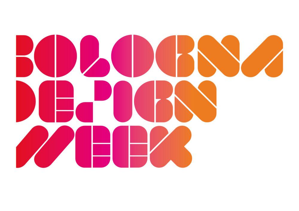 logo bologna design week alessio conti social media partner