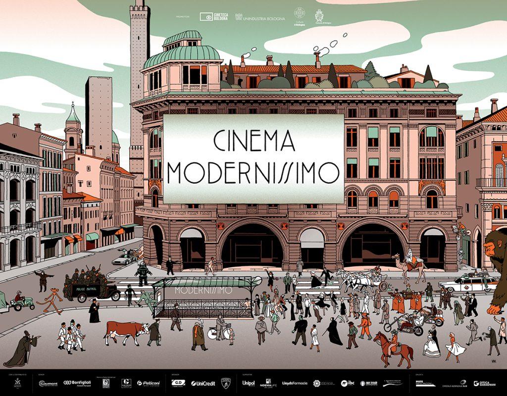 Cinema Modernissimo