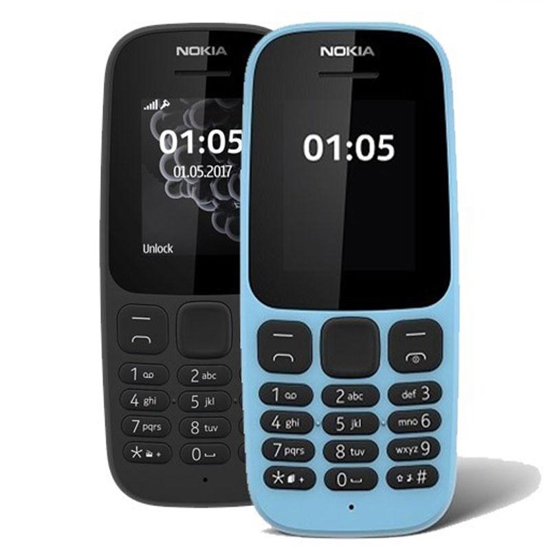 Benessere digitale - Nokia-105-Dual-SIM-2017